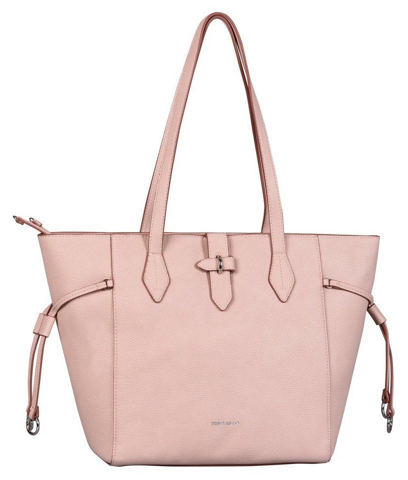 tom tailor -  Shopper »Jasmin«, In schickem Design