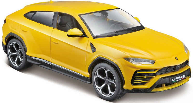 Maisto® Sammlerauto »Lamborghini Urus, gelb«, Maßstab 1:24