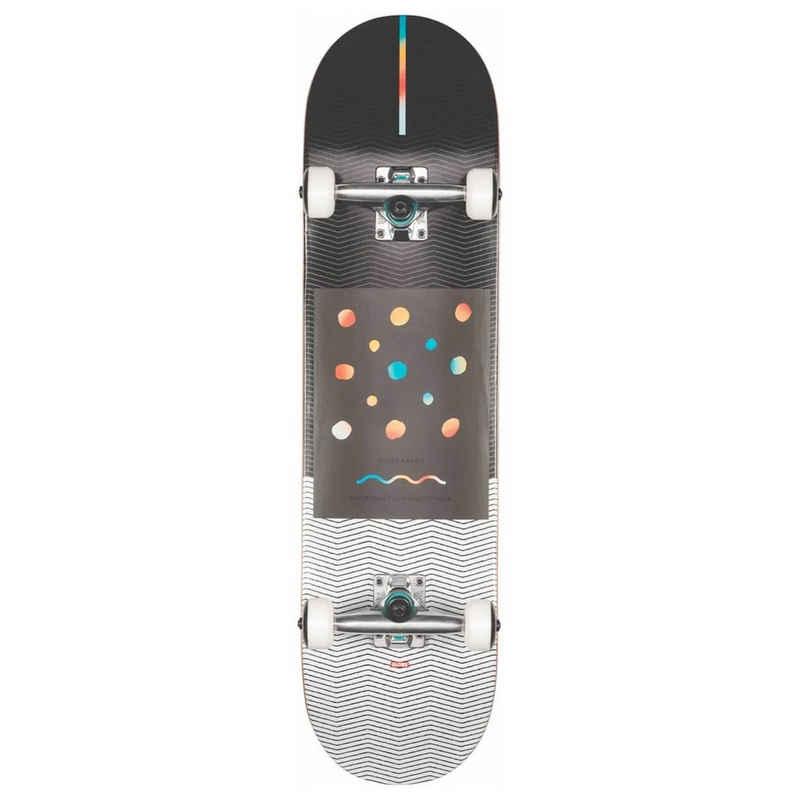 Globe Skateboard »G1 Nine Dot Four 8.0' (black white)«