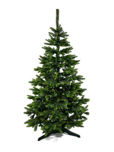 Arnusa Künstlicher Weihnachtsbaum »Premium PE Spritzguss mix«, Fichte, wie echt