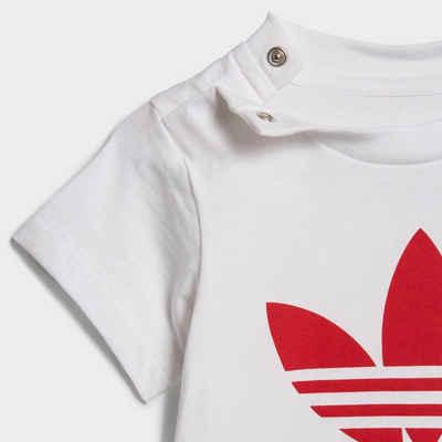 adidas Originals Jogginganzug »Trefoil Shorts und T-Shirt Set«