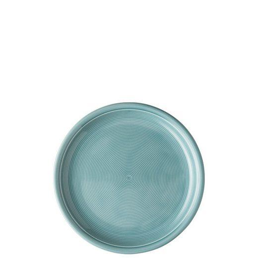 Thomas Porzellan Frühstücksteller »Trend Colour Ice Blue Frühstücksteller 20 cm«, (1 Stück)