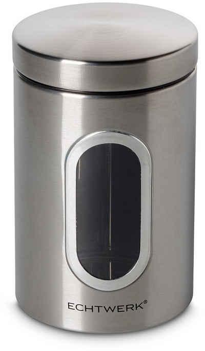 ECHTWERK Vorratsdose, Metall, (Set, 3-tlg), je 1,4 Liter