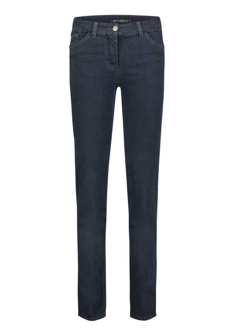Betty Barclay 5-Pocket-Jeans »mit aufgesetzten Taschen« Material