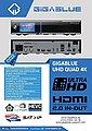 Gigablue »GigaBlue UHD Quad 4K CI 2x DVB-S2 FBC Twin Linux« Satellitenreceiver, Bild 4