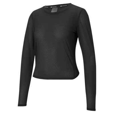 PUMA T-Shirt »Mesh Damen Trainings-Shirt«