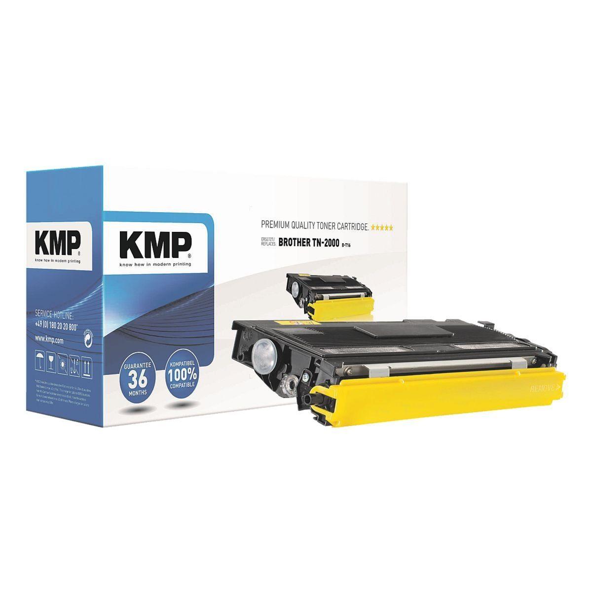 KMP Toner ersetzt Brother »TN-2000X«