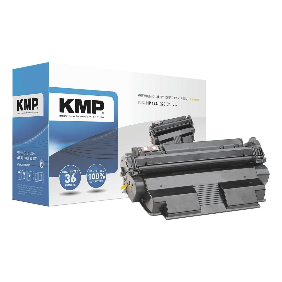 KMP Toner ersetzt HP »Q2613XX« 13X