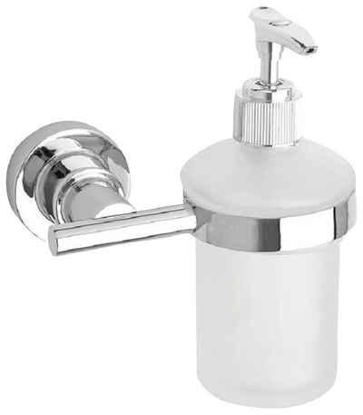 Nie wieder bohren Seifenspender »Pro 010«, (2-tlg), ohne bohren