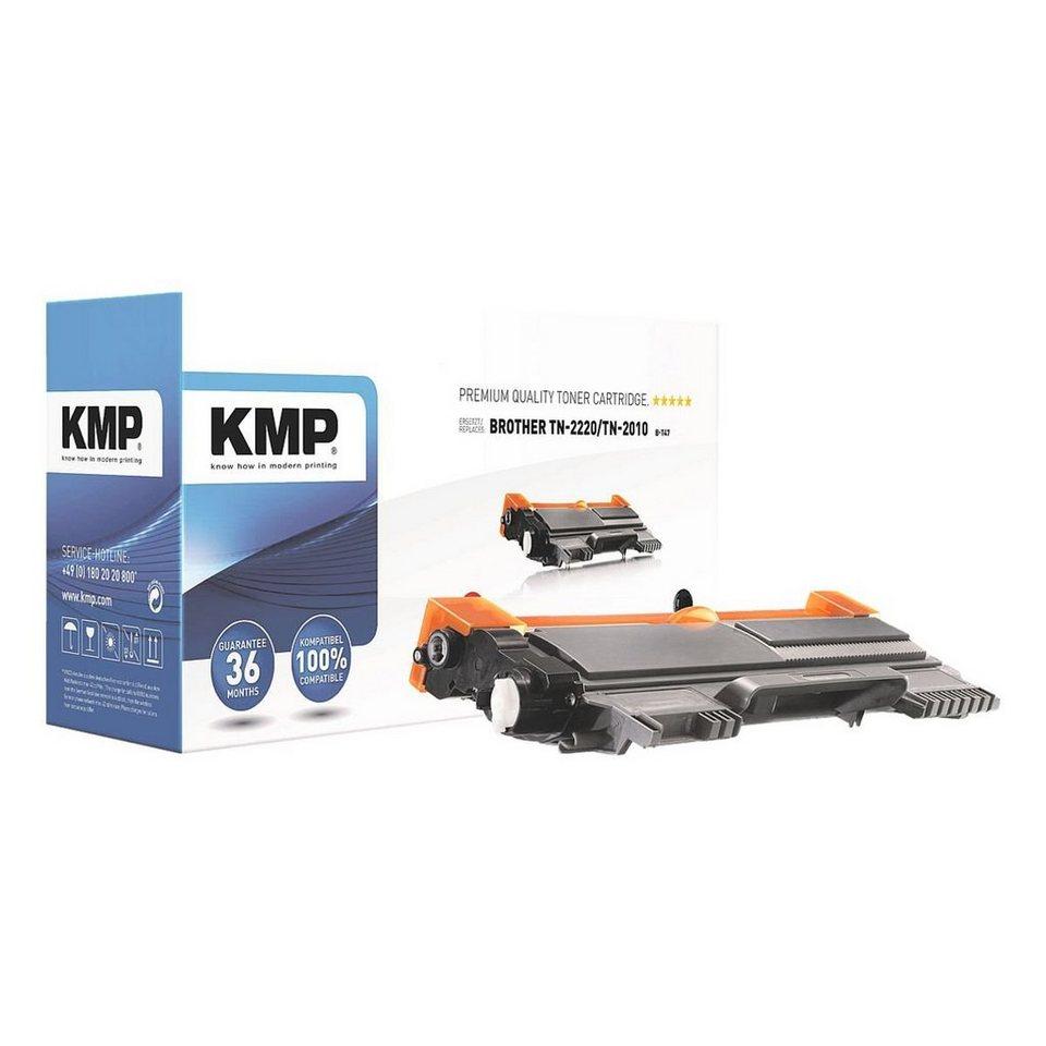KMP Toner ersetzt Brother »TN-2010« und »TN-2220...