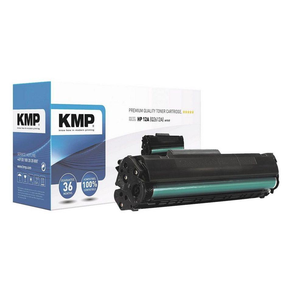 KMP Toner ersetzt HP XXL »Q2612A« Nr. 12X