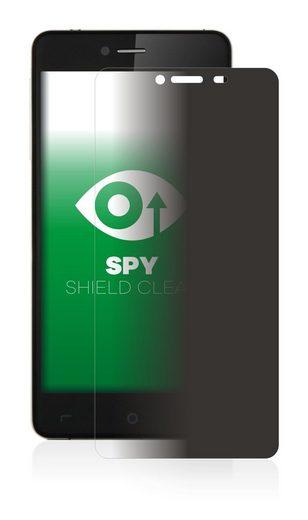 upscreen Schutzfolie »für Elephone S2«, Folie Schutzfolie Sichtschutz klar anti-spy