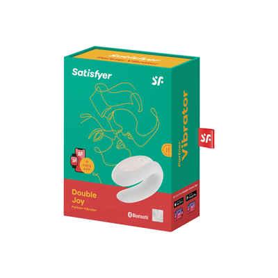 Satisfyer Klitoris-Stimulator »Satisfyer 'Double Joy' Paarvibrator mit App (9cm)«