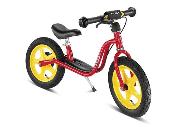Puky Kinderfahrzeug »LR 1L BR Laufrad rot«