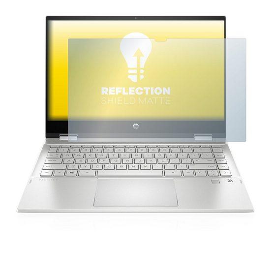 upscreen Schutzfolie »für HP Pavilion x36 14-dw1757ng«, Folie Schutzfolie matt entspiegelt