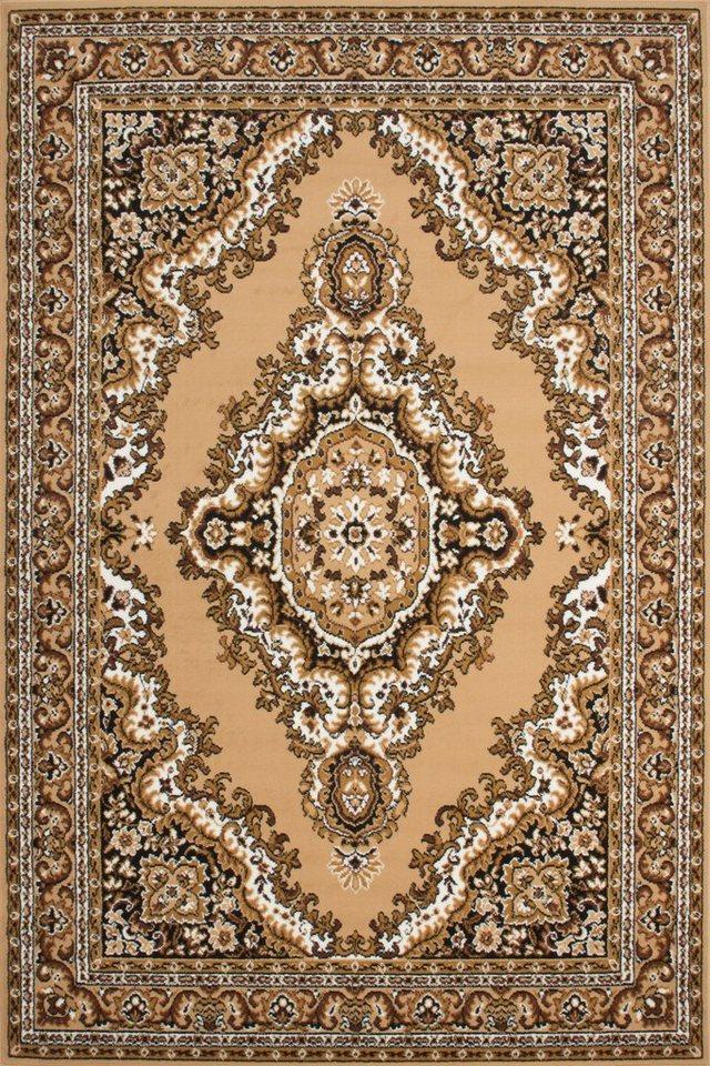Orient-Teppich, Lalee, »Sahara 102« in Beige