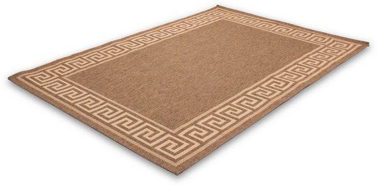 Teppich »Finca 502«, LALEE, rechteckig, Höhe 5 mm, Sisaloptik