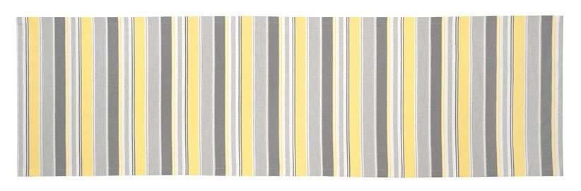 Tischläufer, Esprit, »Coloured« (1er Pack) in yellow