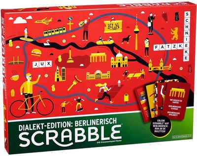 Mattel games Spiel, »Scrabble Dialekt-Edition: Berlin«