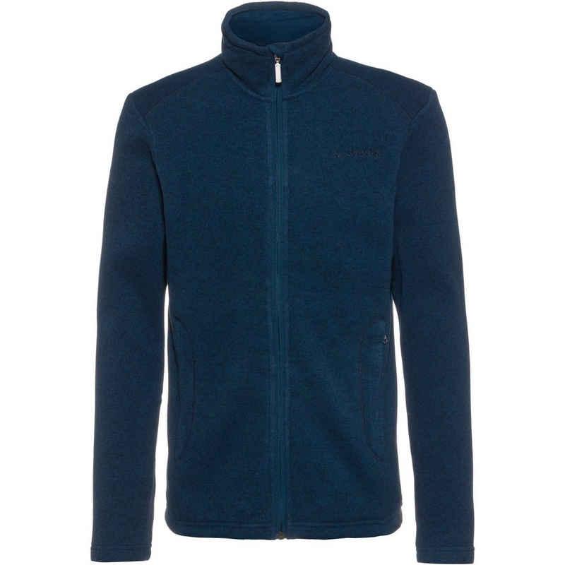 VAUDE Strickfleecejacke »Dunami« Fair Wear Foundation,Green Shape,bluesign® product