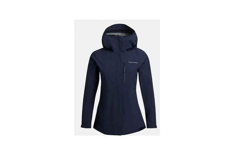 Peak Performance Hardshelljacke »Peak Performance Damen Xenon Jacket-Blue Shadow«