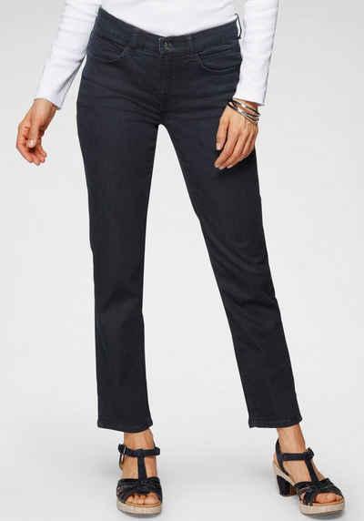 MAC 7/8-Jeans »Angela 7/8 summer« Besatz mit kleinen Nieten an den hinteren Taschen