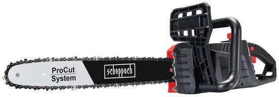 Scheppach Elektro-Kettensäge »CSE2700«, 45,5 cm Schwertlänge