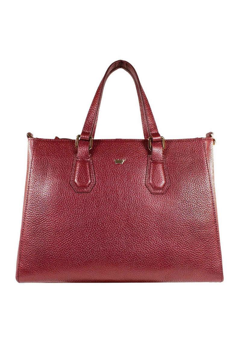 Braun Büffel Handtasche »ALESSIA Tote Bag M«, inkl. Schultergurt
