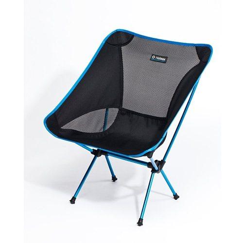 Helinox Campingstuhl »Chair One« in black/blue