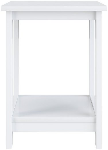 Badregal »Hamburg«, weiß, 40 x 40 cm