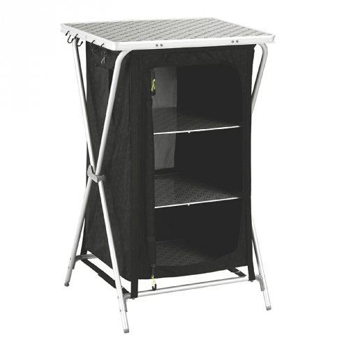 Outwell Campingmöbel »Domingo Garderobe« in schwarz