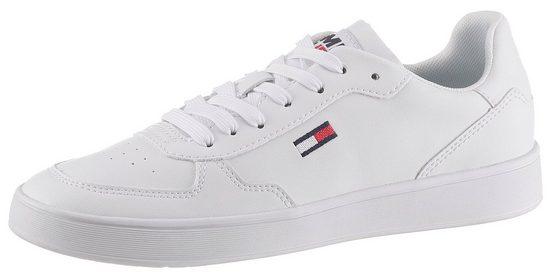 Tommy Jeans »TOMMY JEANS CUPSOLE SNEAKER« Sneaker mit Logostickerei