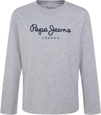 Pepe Jeans Langarmshirt »NEW HERMAN JR«