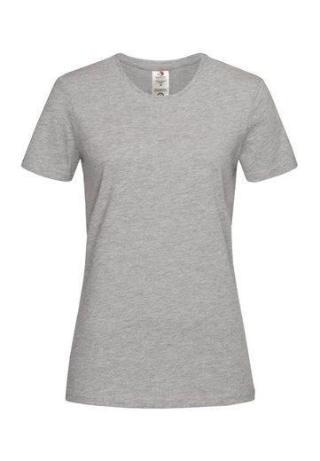 Stedman T-Shirt mit weichem Komfort aus Bio-Baumwolle