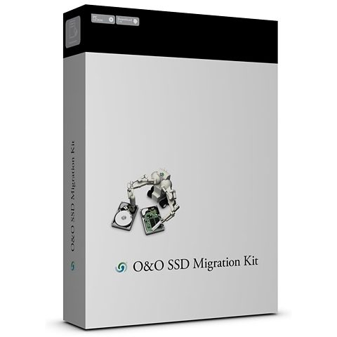 O&O Software Migrationssoftware »SSD Migration-Kit«