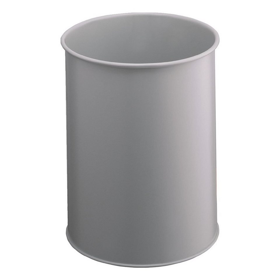 Durable Papierkorb in lichtgrau