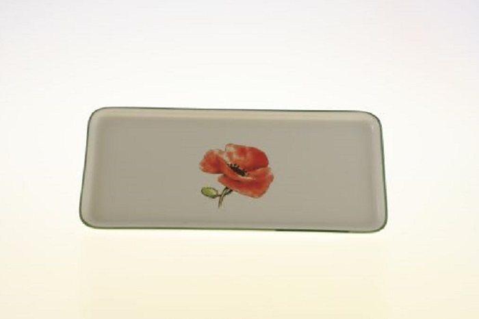 Zeller Keramik Stollenplatte »Kornfeld« in Mehrfarbig