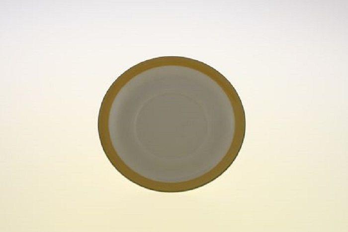 Zeller Keramik Suppenuntertasse »Kornfeld« in Mehrfarbig