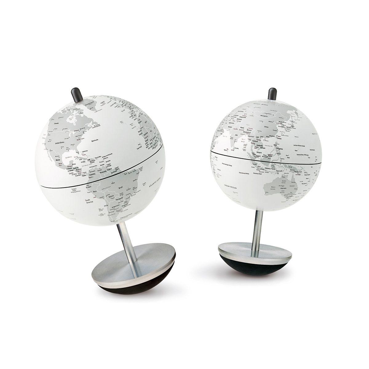 Räthgloben Räthgloben Tisch Globus SWING weiss