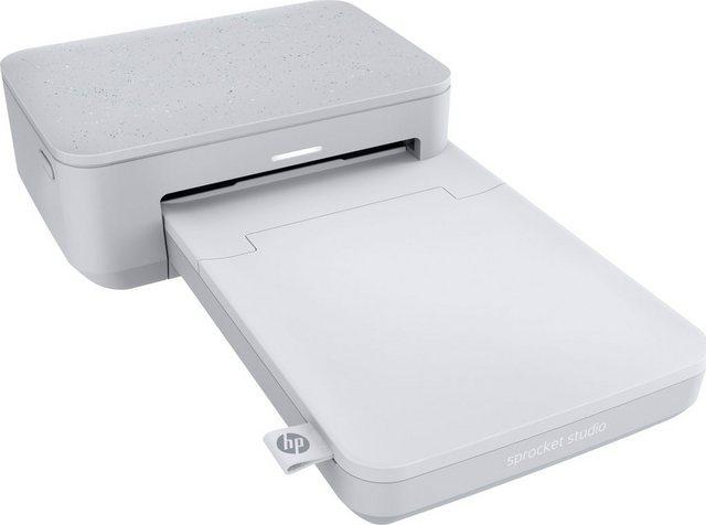 HP Sprocket Studio Fotodrucker, Bluetooth