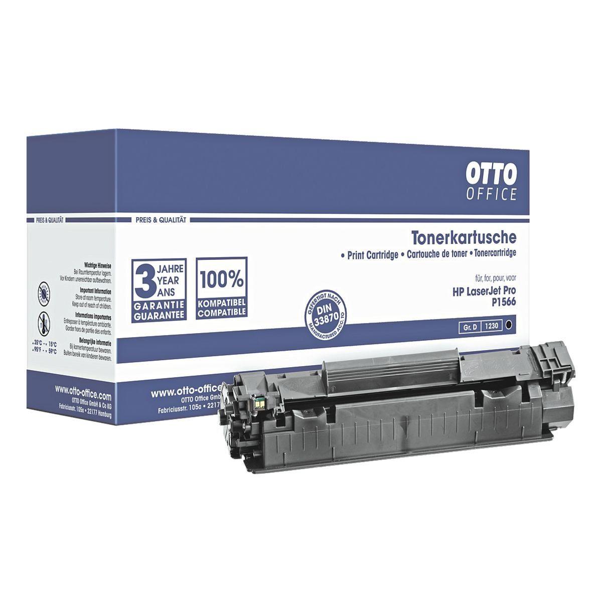 OTTO Office Toner ersetzt HP »CE278A« Nr. 78A