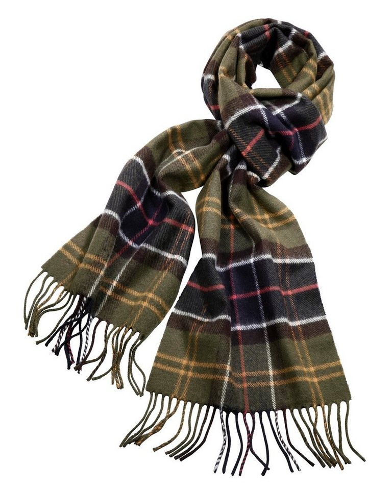 Barbour Karoschal in Classic Tartan