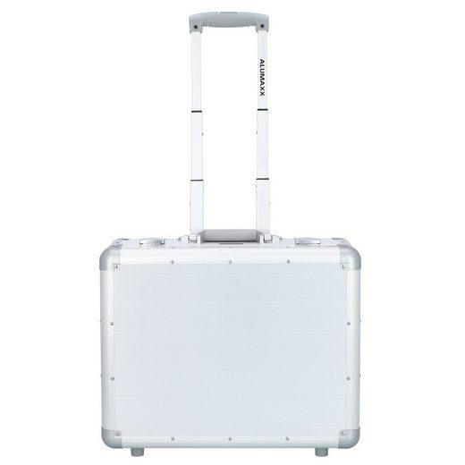 ALUMAXX Business-Trolley, 2 Rollen, Aluminium