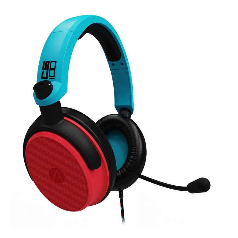 Stealth »C6-100 Gaming-Headset« Headset (Hören, 1,4 m Robustes Flechtkabel)