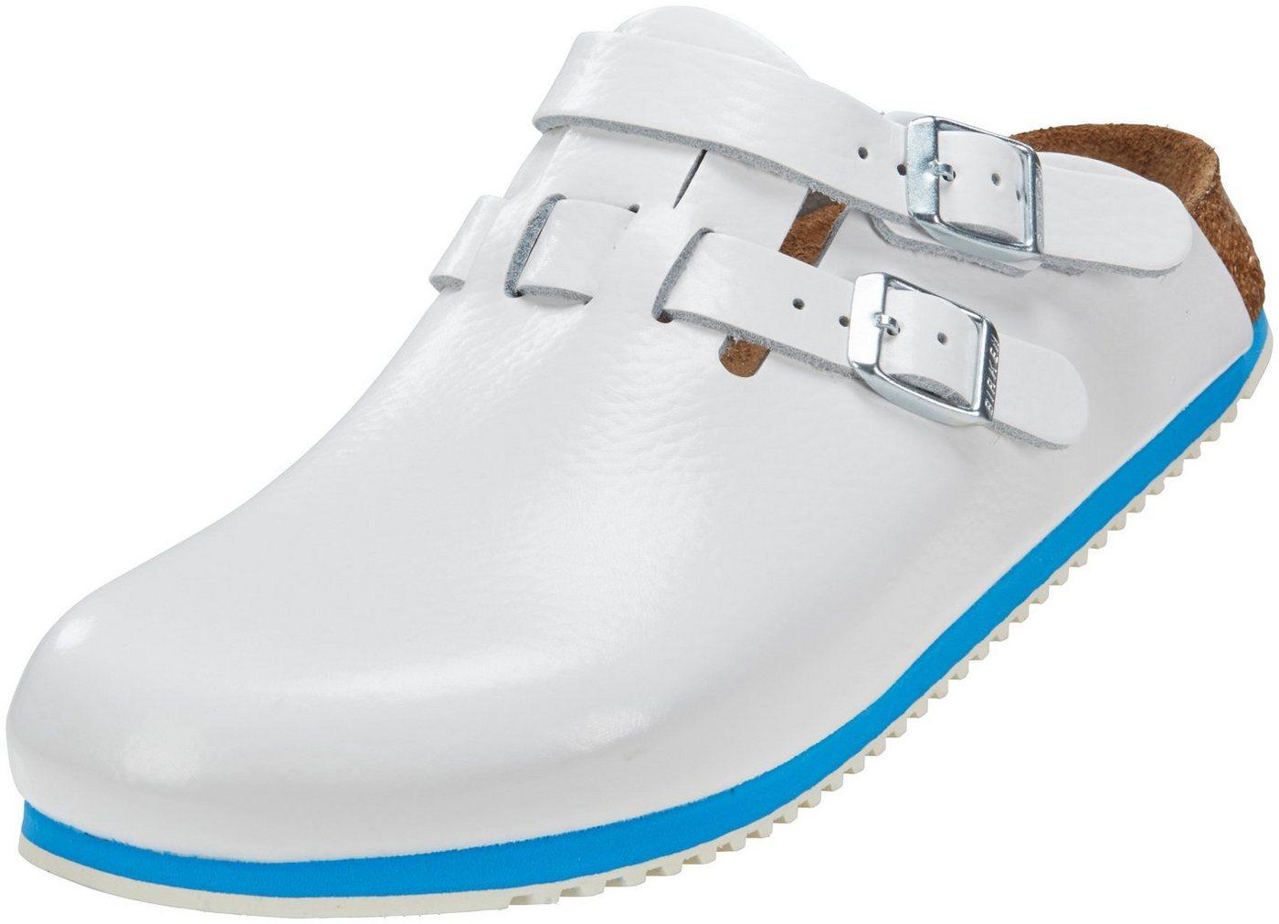 Clogs - Birkenstock »KAY SL« Clog Leder › weiß  - Onlineshop OTTO