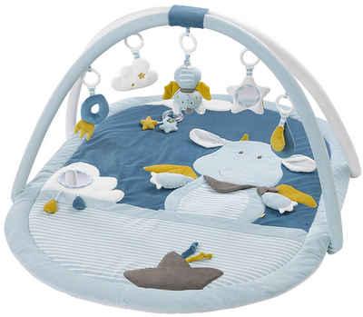 Fehn Spielbogen »Little Castle 3-D-Activity-Decke«, mit Krabbeldecke
