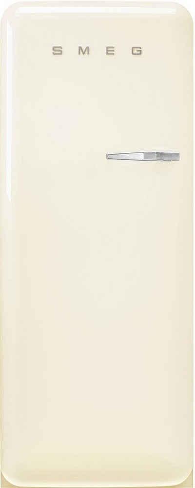 Smeg Kühlschrank FAB28LCR5, 150 cm hoch, 60 cm breit