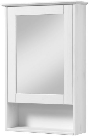 welltime Spiegelschrank »Venezia Landhaus« Breite 42 cm, mit Spiegeltüren
