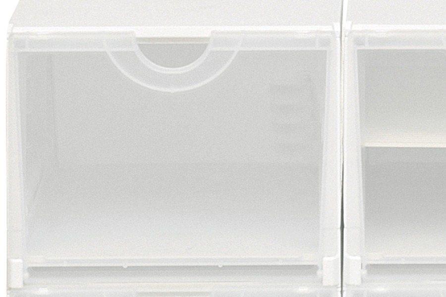 heine home Schuhboxen in weiß