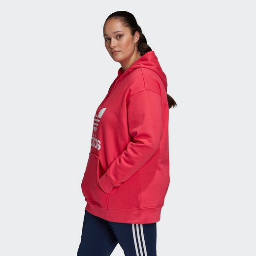 adidas Originals Trainingspullover  Trefoil Hoodie – Große Größen